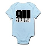 911 Truth Onesie