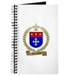 GENDREAU Family Crest Journal