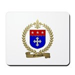 GENDREAU Family Crest Mousepad