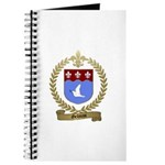 GELINAS Family Crest Journal