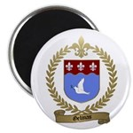 GELINAS Family Crest Magnet