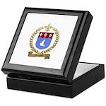 GELINAS Family Crest Keepsake Box
