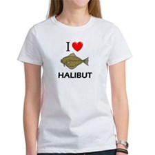 I Love Halibut Tee