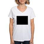 Gay Marriage Women's V-Neck T-Shirt