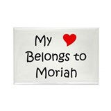 Moriah Rectangle Magnet (100 pack)