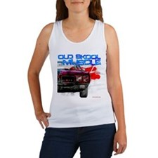 old skool 70 GTO Women's Tank Top