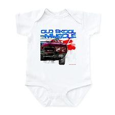 old skool 70 GTO Infant Bodysuit