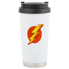 Superhero Ceramic Travel Mug