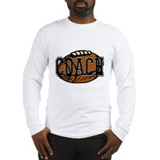 Football Coach Long Sleeve T-Shirt