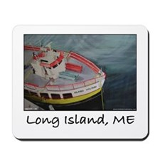 Long Island Ferry Mousepad