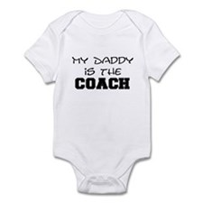 My daddy is the coach Onesie
