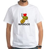 I Love Mangos Shirt