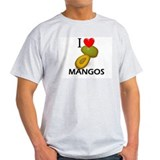 I Love Mangos T-Shirt