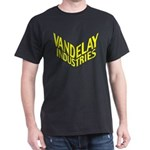 "Vandelay ""V-Formation Logo"" Dark T-Shirt"
