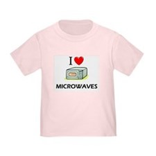 I Love Microwaves T