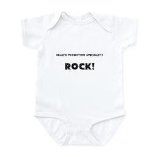 Health Promotion Specialists ROCK Infant Bodysuit