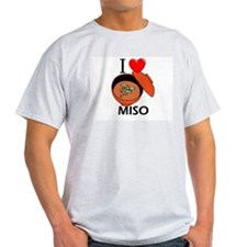 I Love Miso T-Shirt