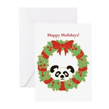Happy Holidays (2005) Greeting Cards (Pk of 10