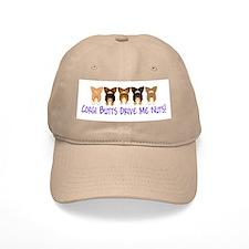 Corgi Butts Drive Me Nuts Baseball Cap