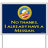Already have a Messiah Yard Sign