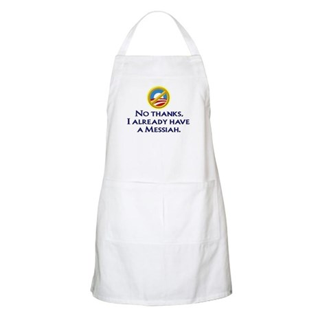Already have a Messiah BBQ Apron