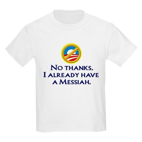 Already have a Messiah Kids Light T-Shirt