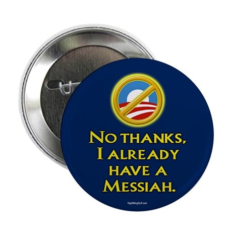 "Already have a Messiah 2.25"" Button (100 pack)"