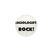 Hagiologists ROCK Mini Button (10 pack)