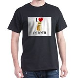 I Love Pepper T-Shirt
