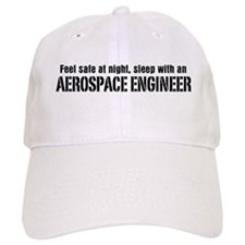 Feel Safe with an Aerospace Engineer Baseball Cap