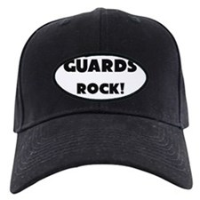 Guards ROCK Black Cap