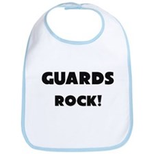 Guards ROCK Bib