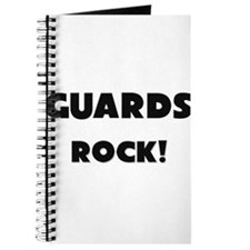 Guards ROCK Journal