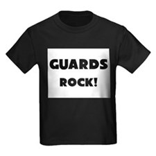 Guards ROCK Kids Dark T-Shirt