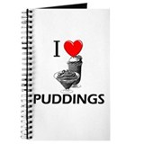 I Love Puddings Journal