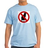 Light No Cats T-Shirt
