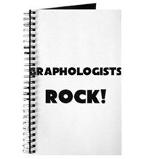 Graphologists ROCK Journal