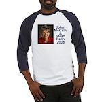 Sarah Palin Picture McCain Palin 08 Baseball Jerse