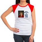 Sarah Palin Picture McCain Palin 08 Women's Cap Sl
