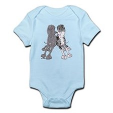 NBlW NMtMrl Lean Infant Bodysuit