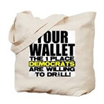 Your Wallet Tote Bag