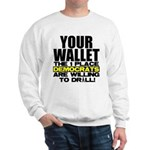 Your Wallet Sweatshirt