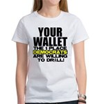 Your Wallet Women's T-Shirt
