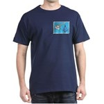 Stamp Collecting Mason Dark T-Shirt