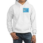 Stamp Collecting Mason Hooded Sweatshirt