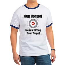 Gun Control T-Shirrt
