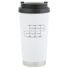 Snake Lemma Ceramic Travel Mug
