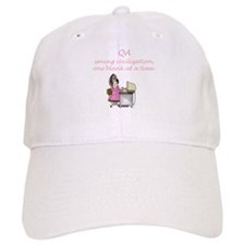 QA Saving Civilization MT Baseball Cap