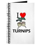 I Love Turnips Journal