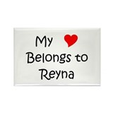 Reyna Rectangle Magnet (10 pack)